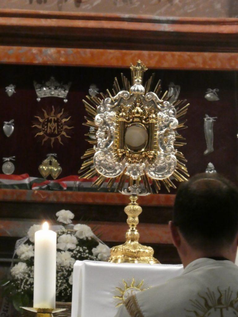 Taizé-i Szentségimádás